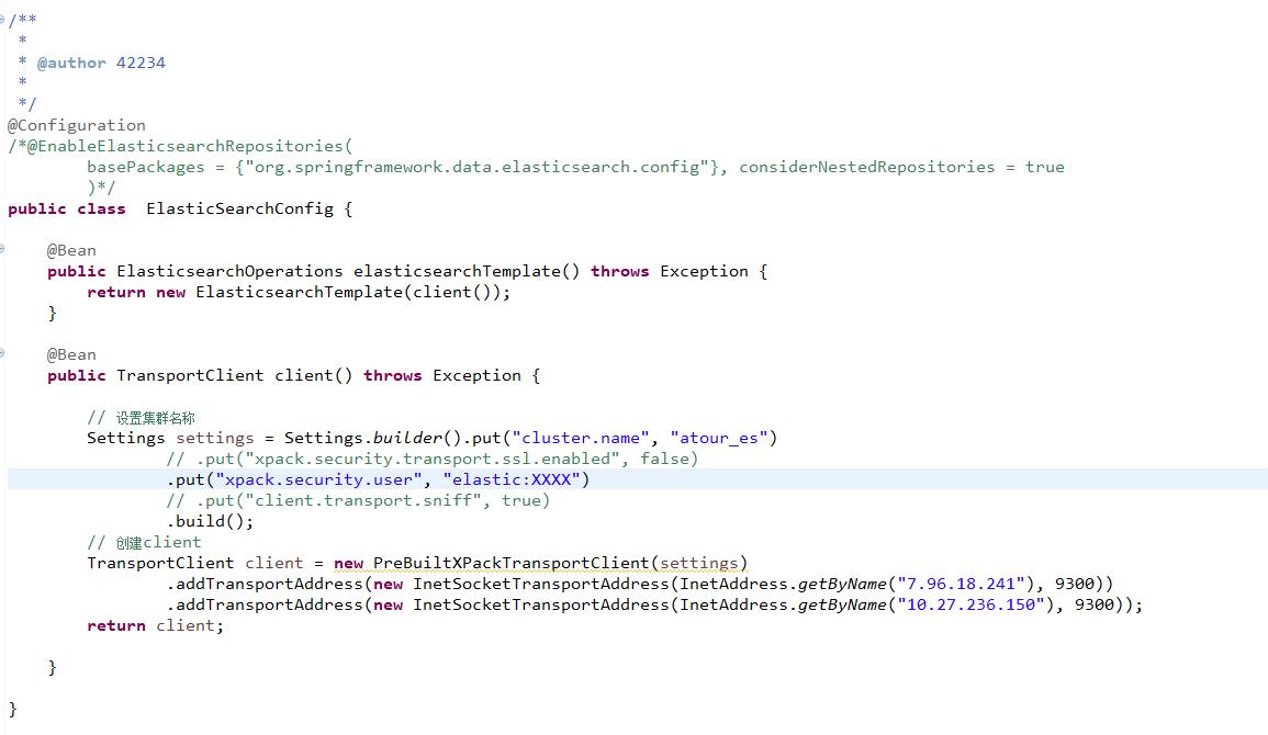 ES5 5 3 与 spring-data-Elasticsearch3 0 1 RELEASE 整合问题 - Elastic